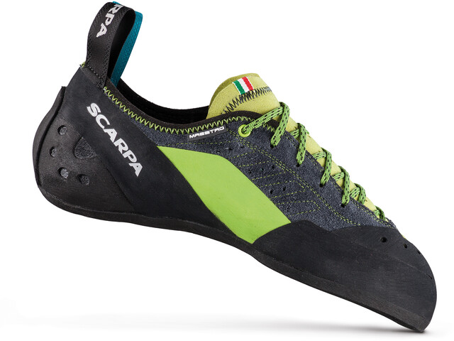 Scarpa Maestro Eco Climbing Shoes Herre ink